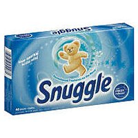 Snuggle Fabric Softner Sheets Blue Sparkle 40CT Box