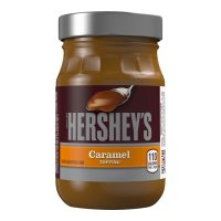 Hershey's Caramel Topping 16oz Jar