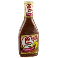 Lawry's 30 Minute Marinade Caribbean Jerk with Papaya Juice 12oz BTL