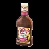 Lawry's 30 Minute Marinade Caribbean Jerk with Papaya Juice 12oz BTL product image