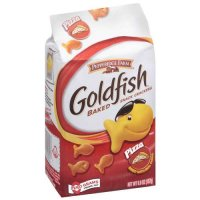 Pepperidge Farm Goldfish Crackers Pizza Flavor 6.6oz Bag