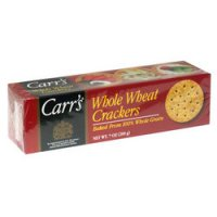 Carr's Whole Wheat Crackers 7oz Box
