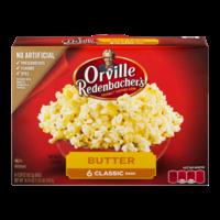 Orville Redenbacher's Microwave Popcorn Butter 6PK 17.41oz PKG