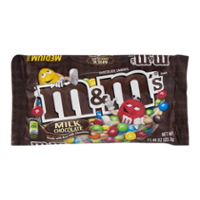 M&M's Candies Milk Chocolate Plain 11.4oz Bag
