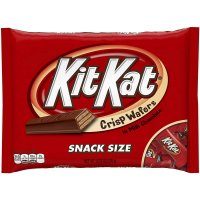 Hershey's Kit Kat Snack Size 10.78oz Bag