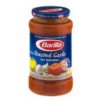 Barilla Roasted Garlic Pasta Sauce 24oz Jar
