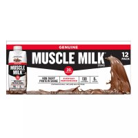 Muscle Milk Nutritional Shake Chocolate 12PK of 11oz EA