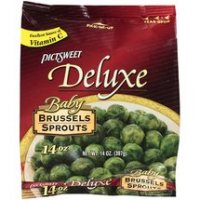 Pictsweet Deluxe Baby Brussel Sprouts 18oz Bag