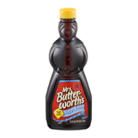 Mrs. Butterworth's Syrup Sugar Free 24oz BTL