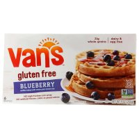 Van's Waffles Wheat Free Blueberry 9oz Box