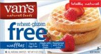 Van's Waffles Gluten Free Original 9oz Box