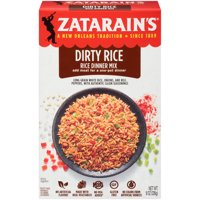 Zatarain's New Orleans Style Dirty Rice Mix 6oz Box