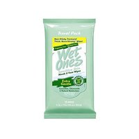 Wet Ones Moist Towelettes Sensitive Skin 20ct