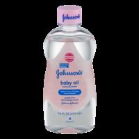 Johnson's Baby Oil 14oz BTL product image