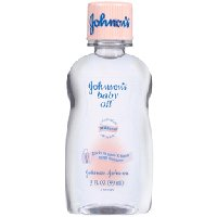 Johnson's Baby Oil 3oz BTL