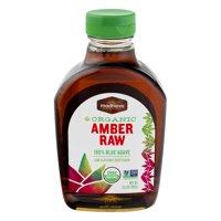 Madhava Organic Agave Nectar Amber 23.5oz BTL
