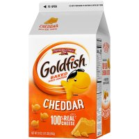 Pepperidge Farm Goldfish Crackers Cheddar 30oz PKG
