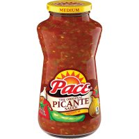 Pace Picante Sauce Medium 24oz BTL