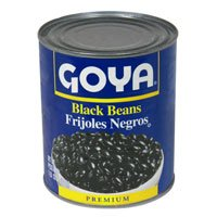 Goya Canned Black Beans 15.5oz