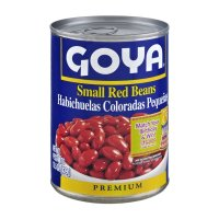 Goya Canned Small Red Beans 15.5oz product image