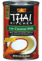 Thai Kitchen Lite Coconut Milk 13.66fl oz Can