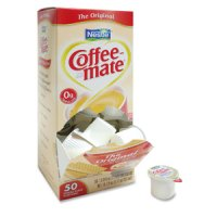 Nestle Coffee-mate Coffee Creamer Original 180CT Single Serve PKG