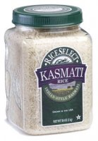 Rice Select Kasmati Rice 32oz