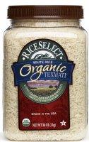 Rice Select Organic Texmati White Rice 32oz