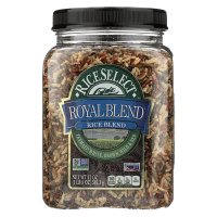 Rice Select Royal Blend Texmati White, Brown & Red Rice Blend 21oz