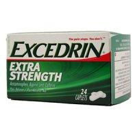 Excedrin Extra Strength Caplet 24CT
