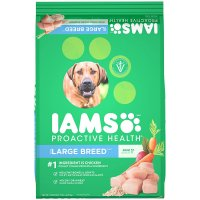Iams Large Breed Dry Dog Food ProActive Health 15LB Bag