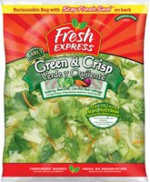 Fresh Express Salad Green & Crisp 11oz Bag product image