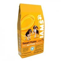 Iams Smart Puppy Dry Dog Food 7LB Bag