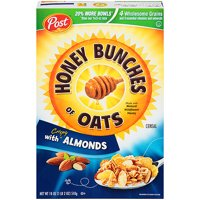 Post Honey Bunches of Oats with Crispy Almonds 18oz Box product image