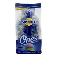 Sunsweet Ones Individually Wrapped Prunes 7oz Canister