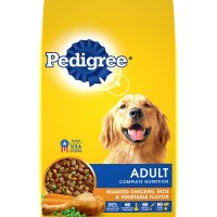 Pedigree Complete Nutrition Adult Dry Dog Food Small Crunchy Bites 3.5LB Bag