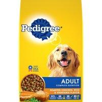 Pedigree Complete Nutrition Adult Dry Dog Food Small Crunchy Bites 3.5LB Bag
