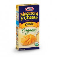 Kraft Organic Macaroni & Cheese Dinner Cheddar 6oz Box