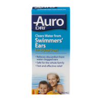 Auro Dri Swimmers Ear Drying Drops 1oz