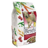 Purina Beneful Dry Dog Food Original 3.5LB Bag