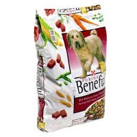 Purina Beneful Dry Dog Food Original 15.5LB Bag product image