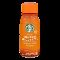 Starbucks Pumpkin Spice Latte 40oz