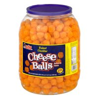 Utz Barrel of Cheese Balls 35oz