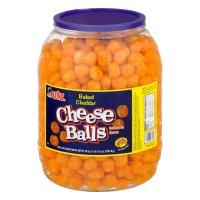 Utz Barrel of Cheese Balls 35oz