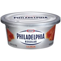 Philadelphia Flavors Cream Cheese Smoked Salmon 8oz Tub