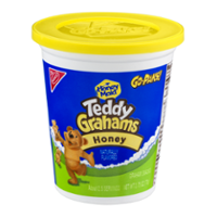 Nabisco Teddy Grahams Honey Go-Paks! 1CT 2.75oz PKG product image