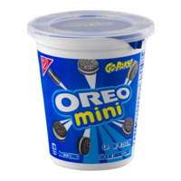 Nabisco Mini Oreo Bite Size Go-Paks! 1CT 3.5oz PKG