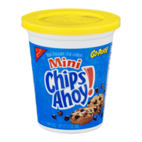 Nabisco Mini Chips Ahoy Go-Paks! 1CT 3.5oz PKG