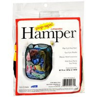 Pop Up Collapsible Hamper 21x13x13 1Each