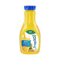Tropicana Trop50 Orange Juice Beverage Some Pulp 59oz BTL